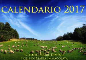Copertina calendario 2017